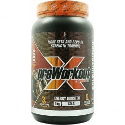 PRE WORKOUT COLA GOLD...