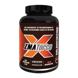 ZMA FORCE GOLD NUTRITION...
