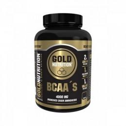 BCAA GOLD NUTRITION 60COMP