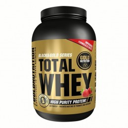 TOTAL WHEY CHOCOLATE GOLD...