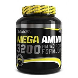 MEGA AMINO 3200 BIOTECH 500...