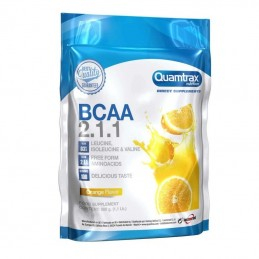 BCAA 2.1.1 LARANJA QUAMTRAX...