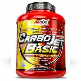 CARBOJET BASIC EXTRA CHOCOLATE 3 KG