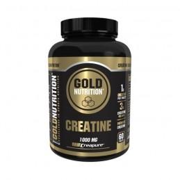 CREATINE GOLD NUTRITION 60CAPS