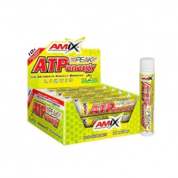 ATP ENERGY LARANJA 10*25ML AMIX