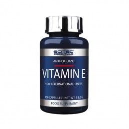 VITAMIN E 100 CAPSULES 60.4 G