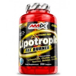 LIPOTROPIC FAT BURNER 200...
