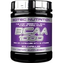 BCAA 1000  SCITEC 300CAPS