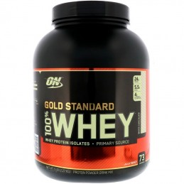100 % WHEY GOLD STANDARD ON...