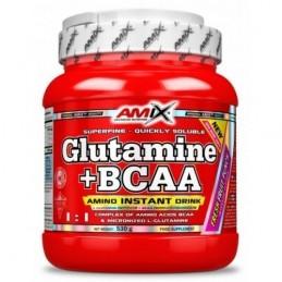 GLUTAMINE + BCAA JUICY...