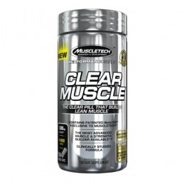 CLEAR MUSCLE 168 CAPS...