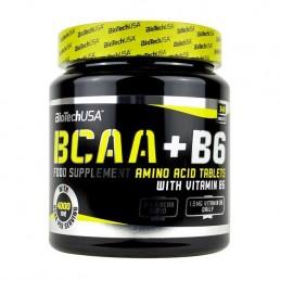 BCAA+B6 340 TABS BIOTECH