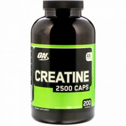 CREATINE 200CAPS 2.5G ON