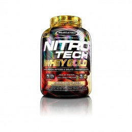 NITRO TECH 100% WHEY GOLD...