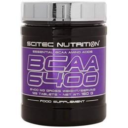 BCAA SCITEC 6400 160G