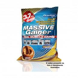 MASSIVE GAINER 3,7 KG KIWI...