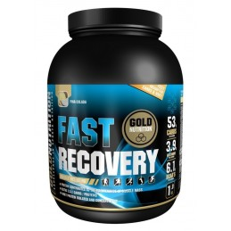 FAST RECOVERY COLA  GOLD...